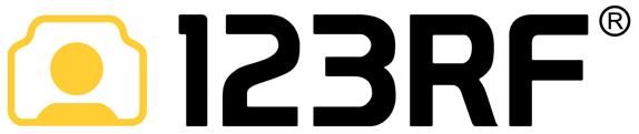 123RF_logo