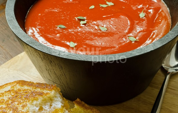 Tomato Soup (vertical)