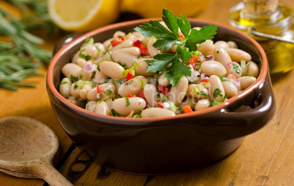White Bean Cannellini Salad