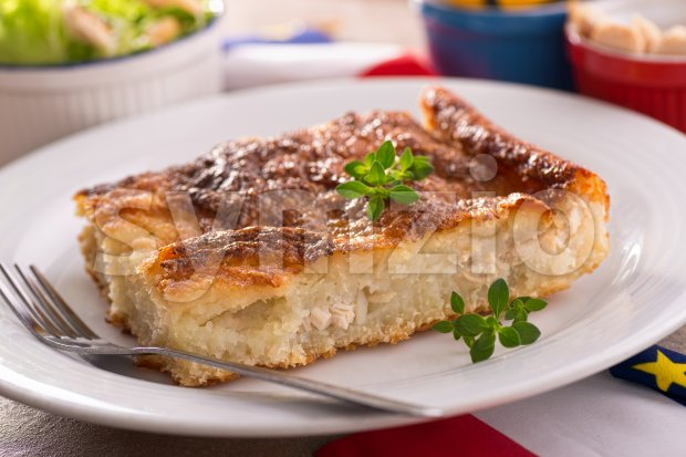 Rappie Pie Stock Photo
